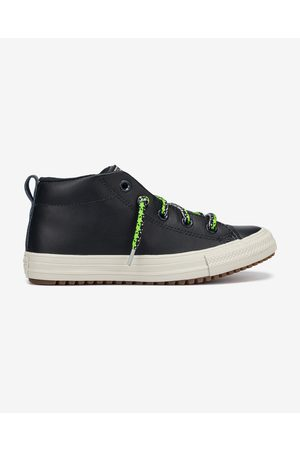 Converse Chuck Taylor All Star Street Kids Sneakers Black