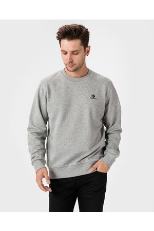 Converse Embroidered FT Sweatshirt Grey