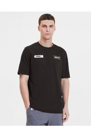 PUMA Nu-Tility T-shirt Black