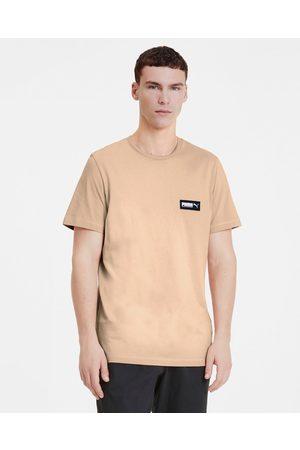 PUMA Fusion T-shirt Beige