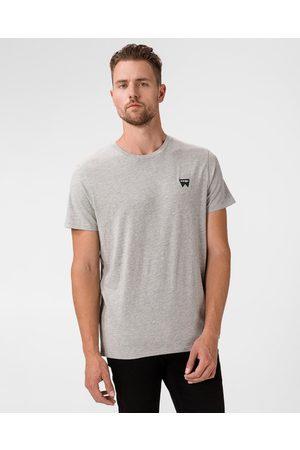 Wrangler Sign Off T-shirt Grey