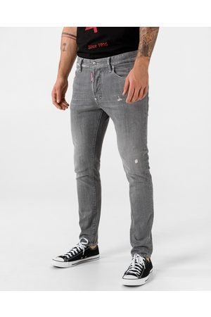 Dsquared2 Skater Jeans Grey