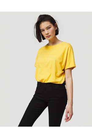 O'Neill Essentials Drapey T-shirt Yellow
