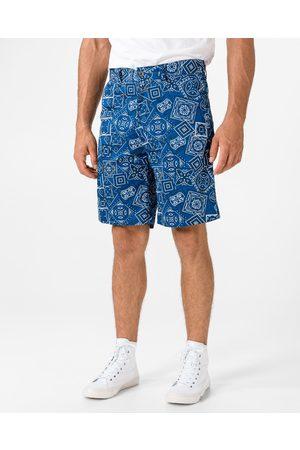 Diesel P-Frank-Dnm Shorts Blue