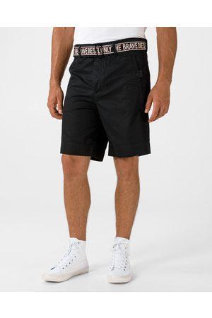 Diesel P-Toshi Short pants Black