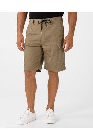 Diesel P-Aimi-P Shorts Brown