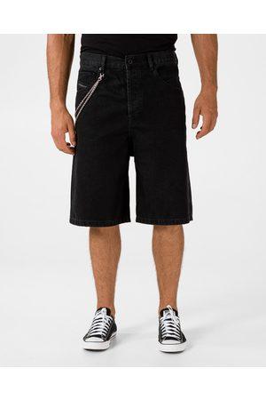 Diesel D-Bron Shorts Black