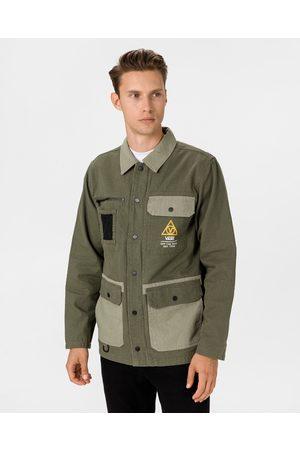 Vans 66 Supply Drill Chore Military Jacket Green