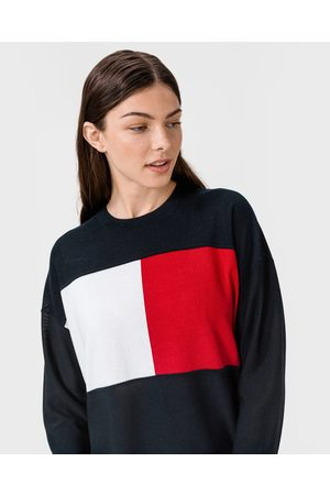 Tommy Hilfiger Icon Flag Sweater Blue