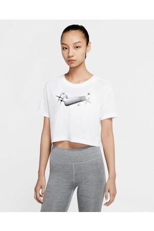 Nike Dri-FIT Goddess T-shirt White