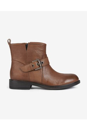 Geox Catria Ankle boots Brown