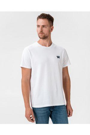 Wrangler Sign Off T-shirt White