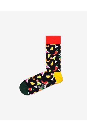 Happy Socks Drink Socks Black