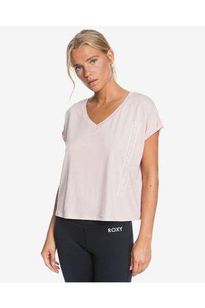 Roxy Sunshine Soldiers T-shirt Pink