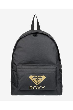Roxy Roxy Sugar Baby Solid Logo Backpack Black