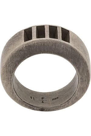 PARTS OF FOUR 4-bar punchout crescent ring