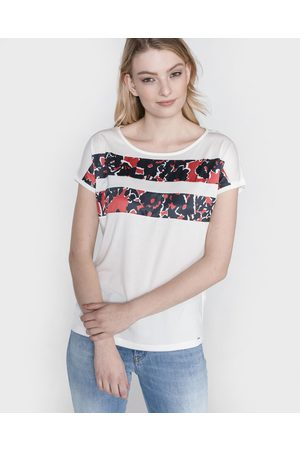 GAS Yaela T-shirt White