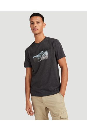 O'Neill Our Playground T-shirt Grey
