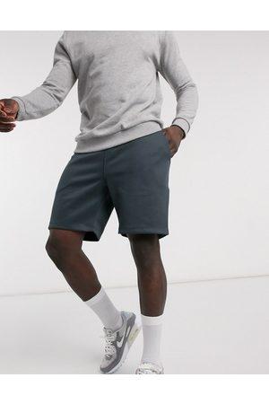 River Island Homem Calções - Jersey shorts-Grey