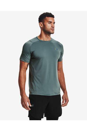 Under Armour HeatGear® Rush 2.0 T-shirt Blue Green