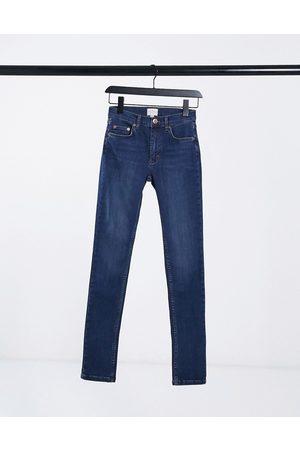 French Connection Senhora Skinny - Rebound skinny jeans in blue