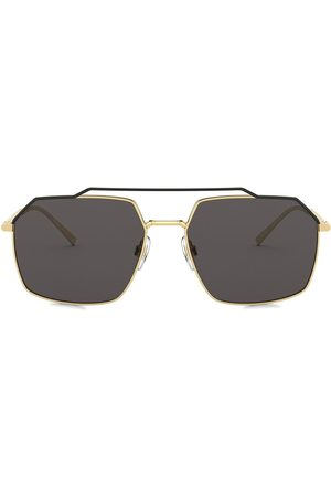 Dolce & Gabbana Gros grain sunglasses