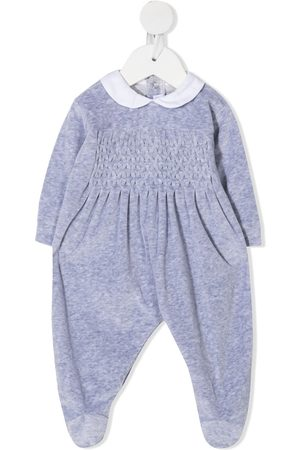 SIOLA Diamond knit pattern pyjamas