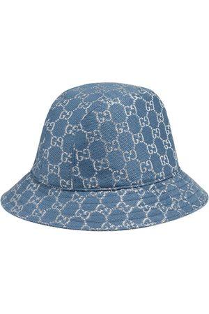 Gucci GG lamé bucket hat