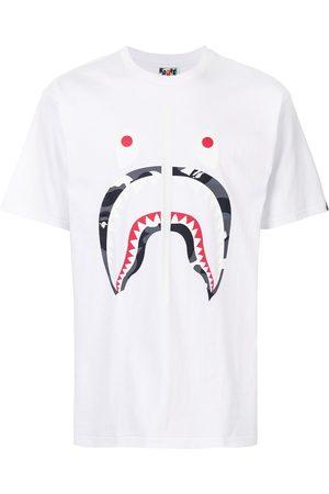 A BATHING APE® City Camo Shark T-shirt