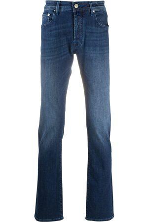Jacob Cohen Mid-rise straight leg jeans