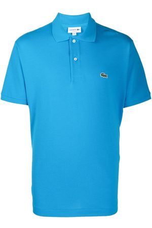 Lacoste Logo-patch polo shirt