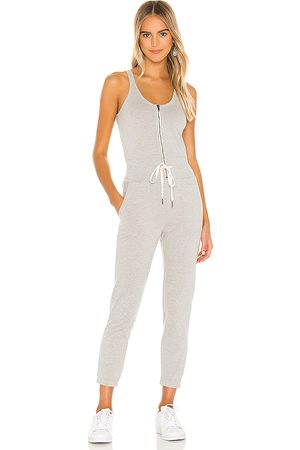 N:philanthropy Griffith Jumpsuit in - Grey. Size L (also in M, S, XS).