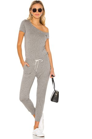 N:philanthropy Britton Jumpsuit in - Gray. Size L (also in M, S, XS).