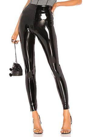 Commando Perfect Control Patent Leather Legging in - . Size L (also in S, M, XS).