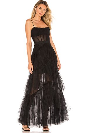 BCBG Max Azria Corset Tulle Gown in - . Size 2 (also in 4, 6, 8).