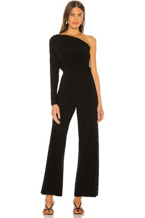 Norma Kamali Tie Front All In One Strapless Jumpsuit in - . Size S (also in XS).