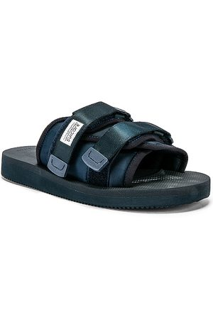 SUICOKE Moto Cab in - Blue. Size 8 (also in 9).