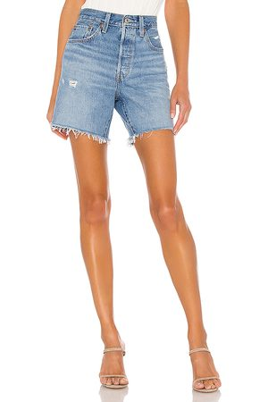 Levi's 501 Mid Thigh Short in . Size 23 (also in 24, 25, 26, 27, 28, 29, 31, 32, 30).