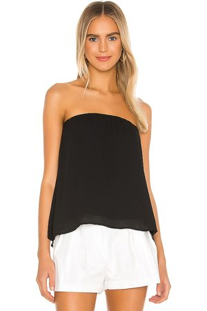 krisa Split Back Strapless Top in - . Size M (also in S, XS).
