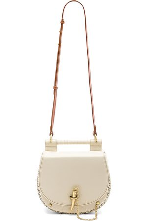 Sancia Babylon Bar Tooth Bag in - Neutral. Size all.