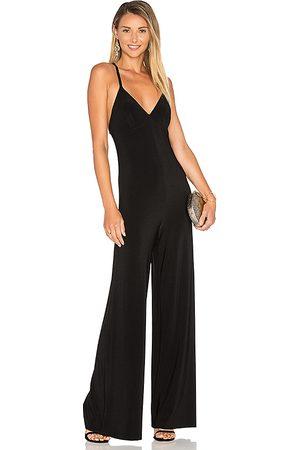 Norma Kamali Senhora Slips & Saiotes - Slip Jumpsuit in - . Size M (also in S).