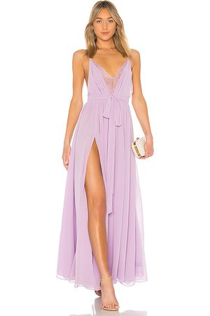 Michael Costello X REVOLVE Justin Gown in - . Size L (also in M, S, XS).
