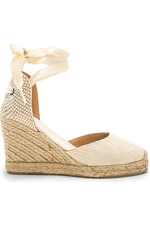 Soludos Tall Wedge in - Pink. Size 10 (also in 6, 6.5, 7, 7.5, 8, 8.5, 9, 9.5, 5, 5.5).