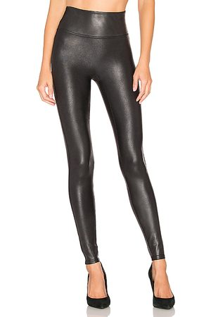 Spanx Faux Leather Leggings in - . Size S (also in XS).