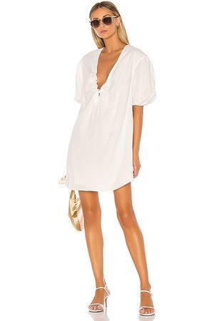L'Academie The Amaya Mini Dress in - . Size L (also in XXS, XS, S, M, XL).