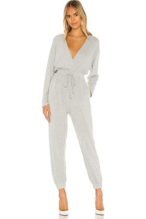 MAJORELLE Willie Jumpsuit in - Gray. Size L (also in S).