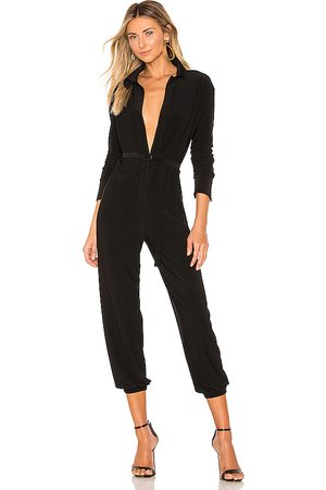 Norma Kamali Shirt Jog Jumpsuit in - . Size L (also in XS).
