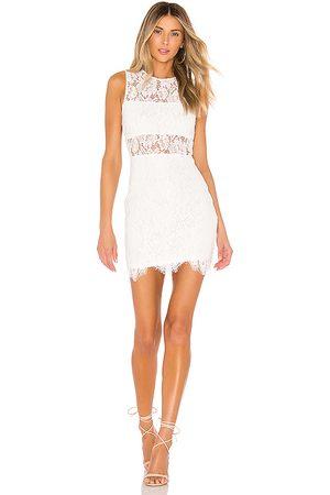 superdown Suri Sleeveless Mini Dress in - . Size L (also in XXS, XS, S, M).