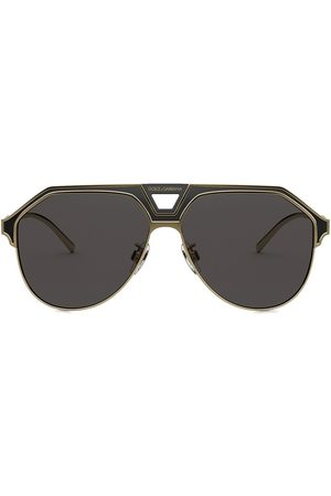 Dolce & Gabbana Miami aviator-frame sunglasses