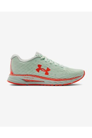 Under Armour HOVR™ Velociti 3 Running Sneakers Green Red